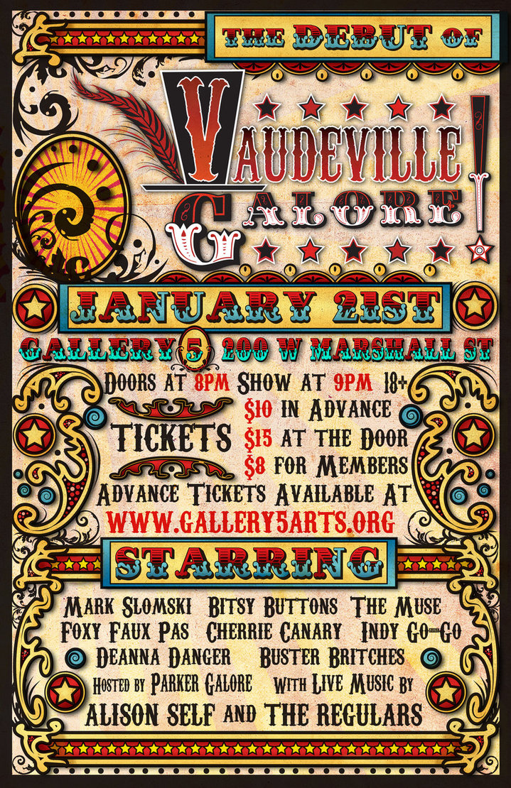 White Pines Productions The White Pines Vaudeville