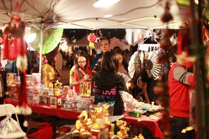 Santa Anita Park 626 Night Market Night 1
