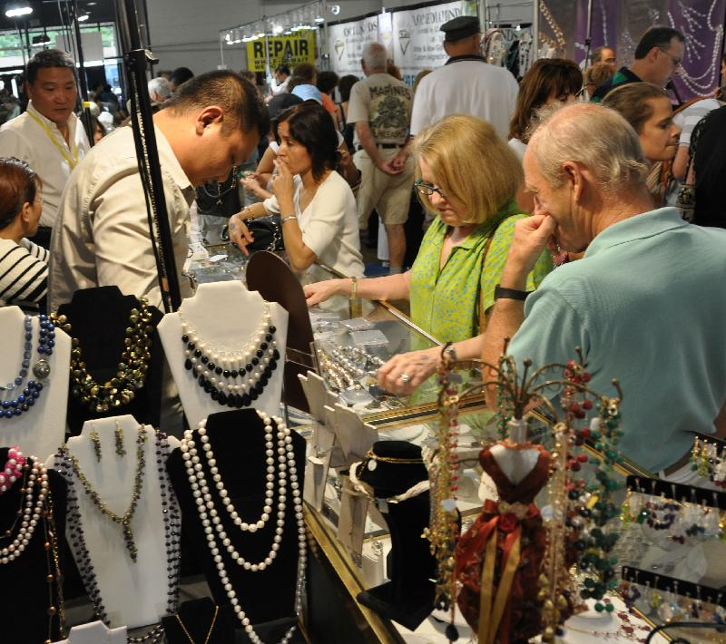 jewelry events tradeshows shopping fashion luxury