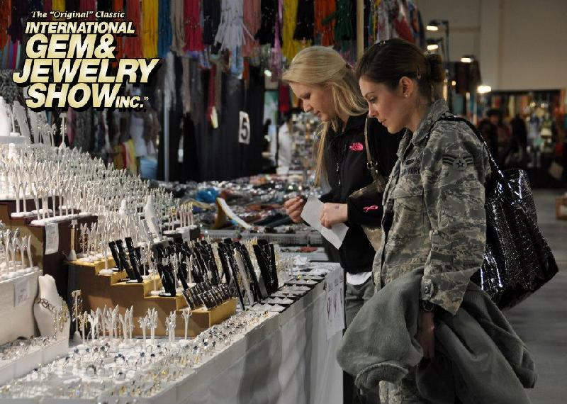 jewelry events tradeshows shopping fashion luxury On international gem and jewelry show national harbor