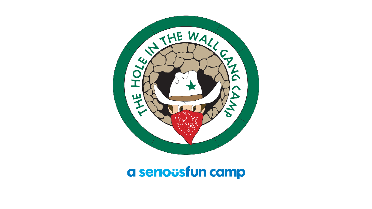 The Hole in the Wall Gang Camp Logo