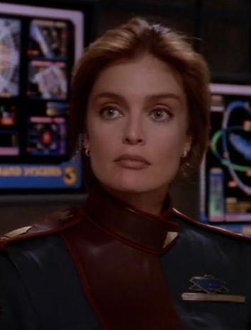 Space City Con Tracy Scoggins