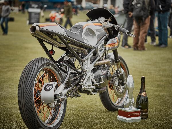 Join me at The Quail Motorcycle Gathering 2019