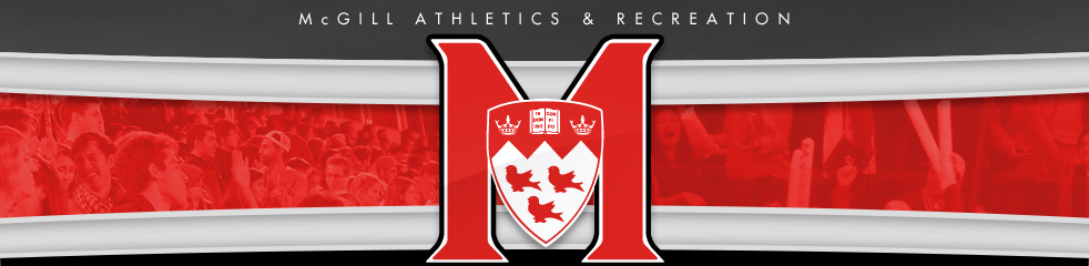 McGill University Athletics & Recreation