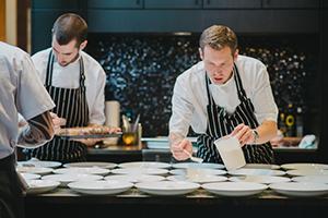 Where Culinary Minds Meet