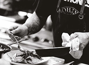 Expertise abounds at Cornucopia's Culinary Stage