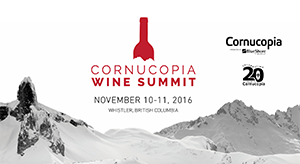 Announcing the Inaugural Cornucopia Wine Summit