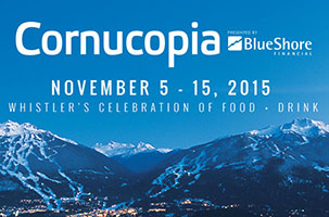 Save The Date: Cornucopia, Whistler's Celebration Of Food + Drink Returns November 5-15, 2015