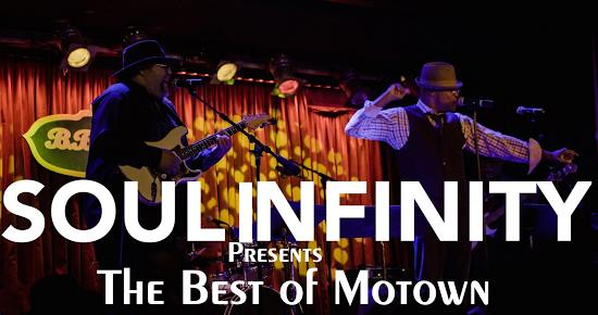 Best Live Music In Nyc The Best Of Motown Feat Soul Infinity
