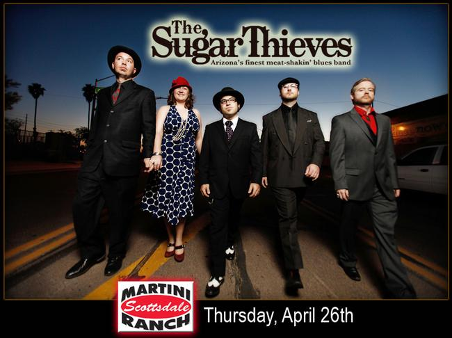 The Sugar Thieves