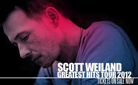 Scott Weiland Live at Ricochet