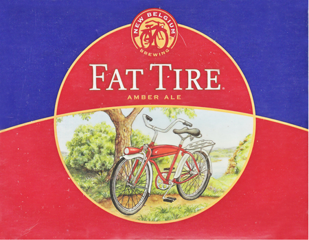 Fat Tire Beer Logo 78