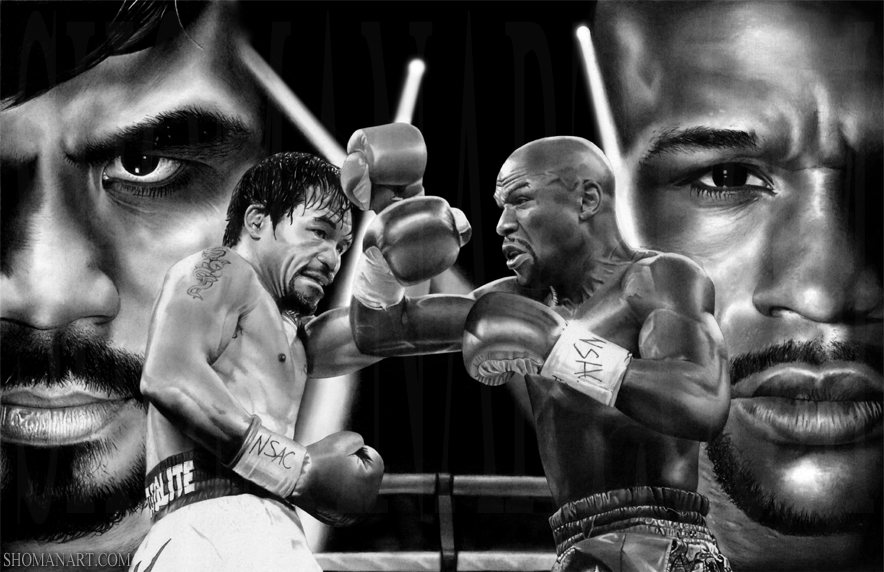 Homefield Comedy Club - Miami Florida :: Mayweather vs Pacquiao