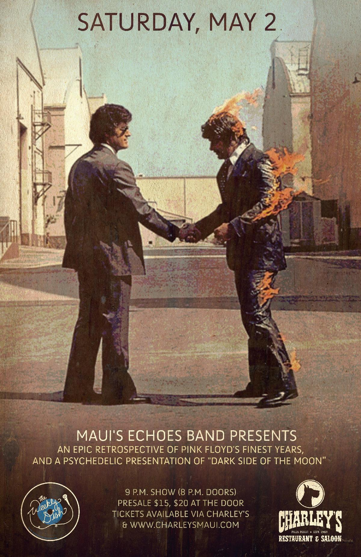 Charleys Restaurant and Saloon :: Maui's Echoes Band
