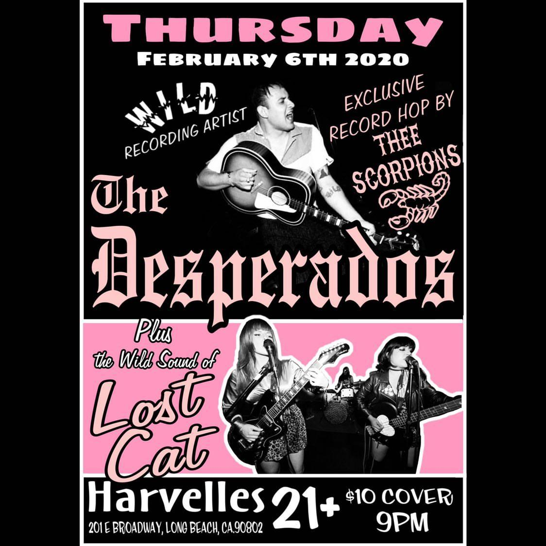 The Desperados Harvelle S Long Beach