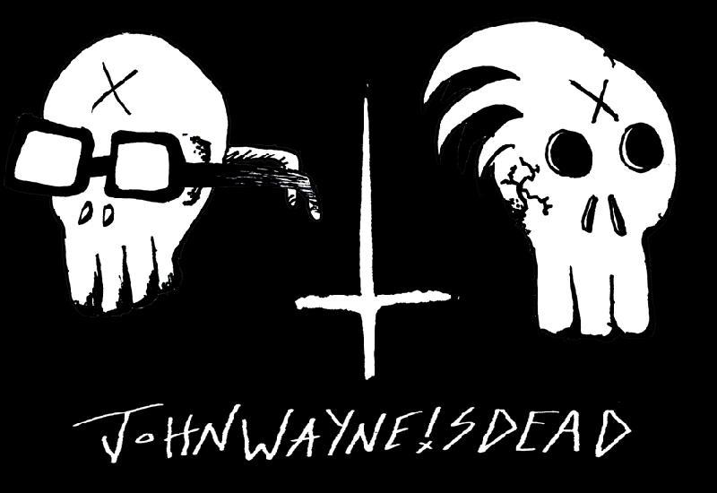 Johnwayneisdead   Haksaw Man  The Bloody Von Erichs doors 8pm