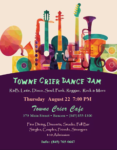 All Events   Towne Crier Cafe   Live Music & Fine Dining