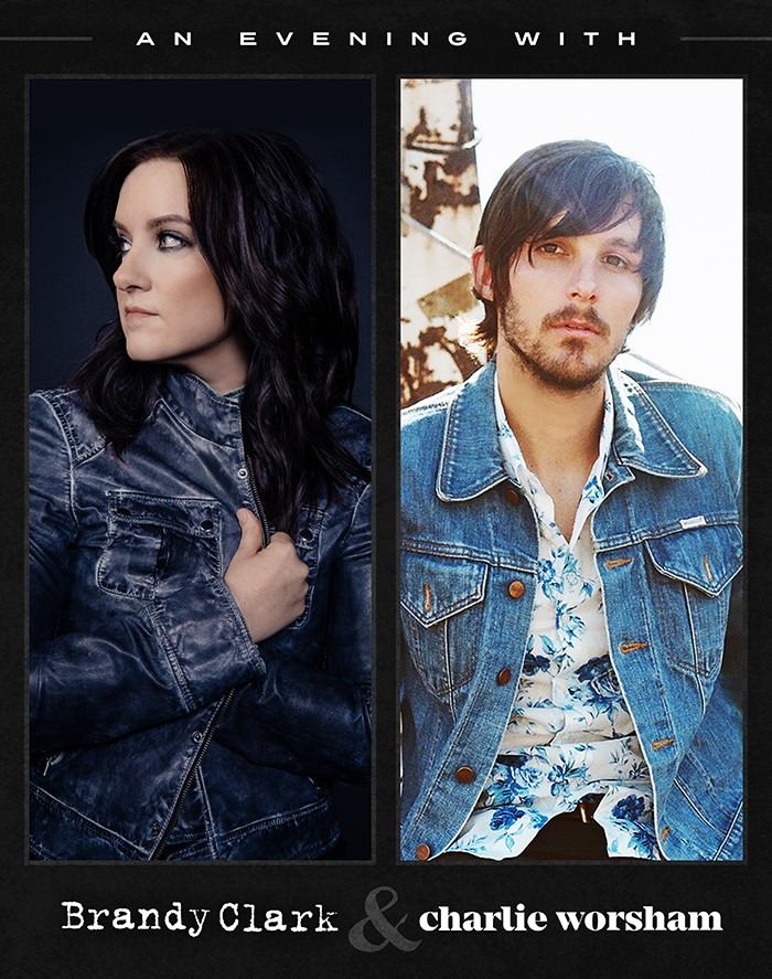 An Evening With Brandy Clark & Charlie Worsham (Landing Pad