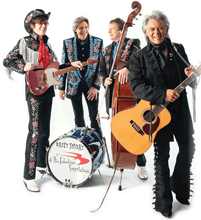 Marty Stuart and His Fabulous Superlatives w/Christian Lopez