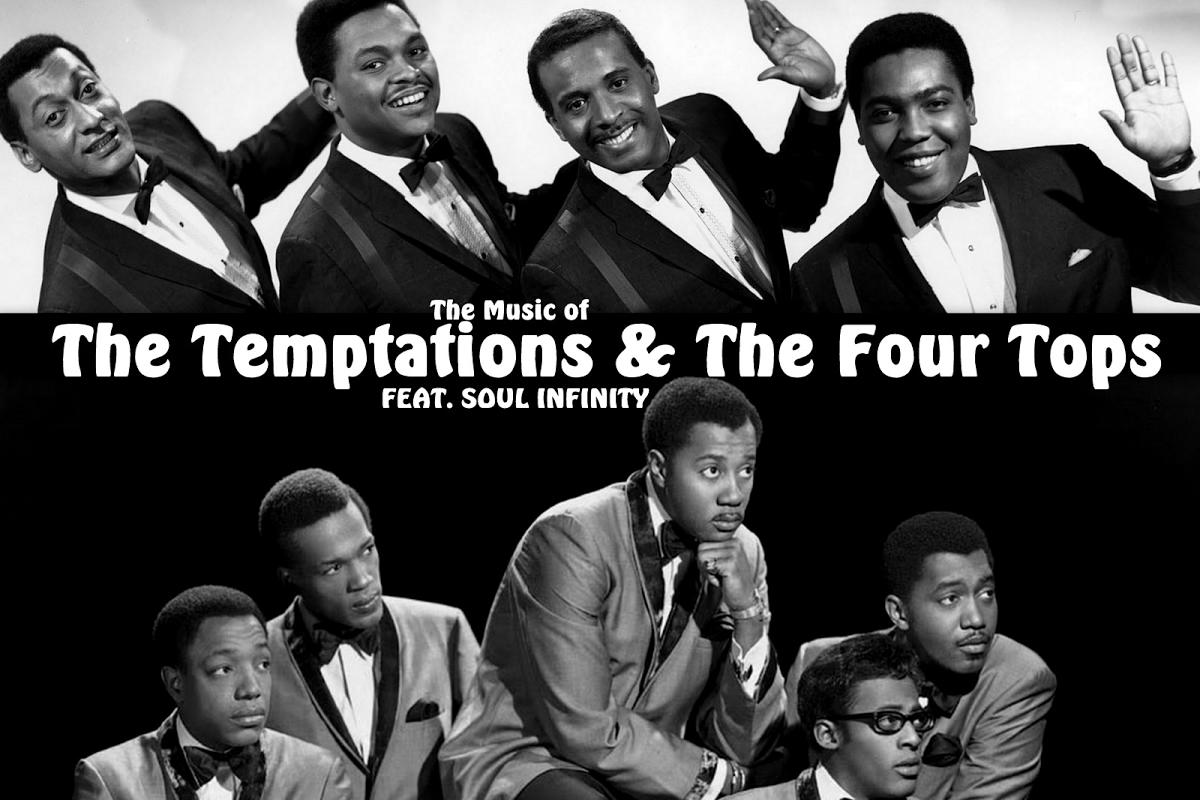 Best Live Music In Nyc The Music Of The Temptations The Four