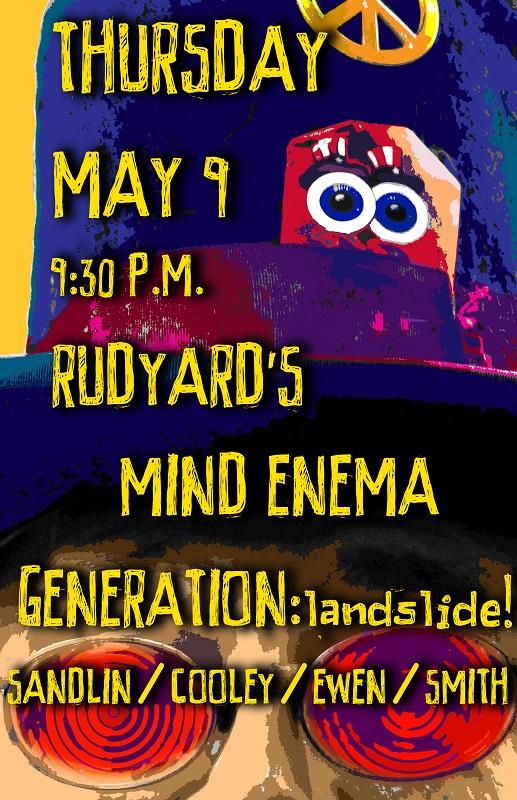 Mind Enema  GENERATION landslide  SandinCooley EwenSmith