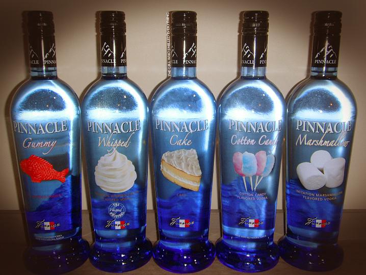 Pinnacle Birthday Cake Vodka