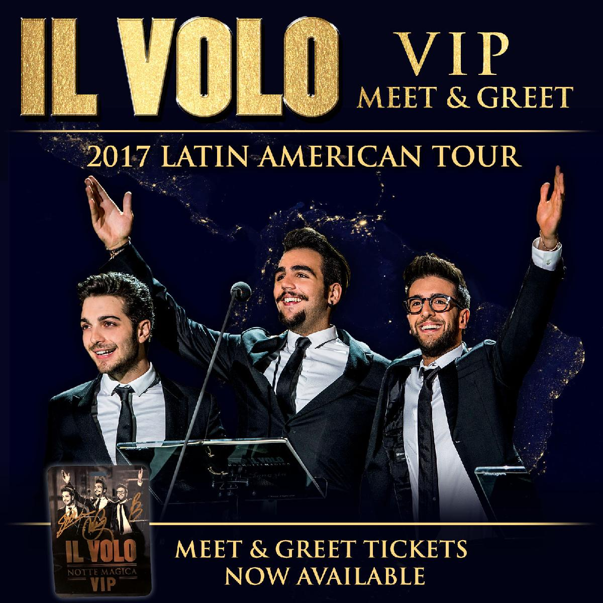 Il volo vip meet greet guadalajara omg vip performing artists click on artist for reviews and previews m4hsunfo