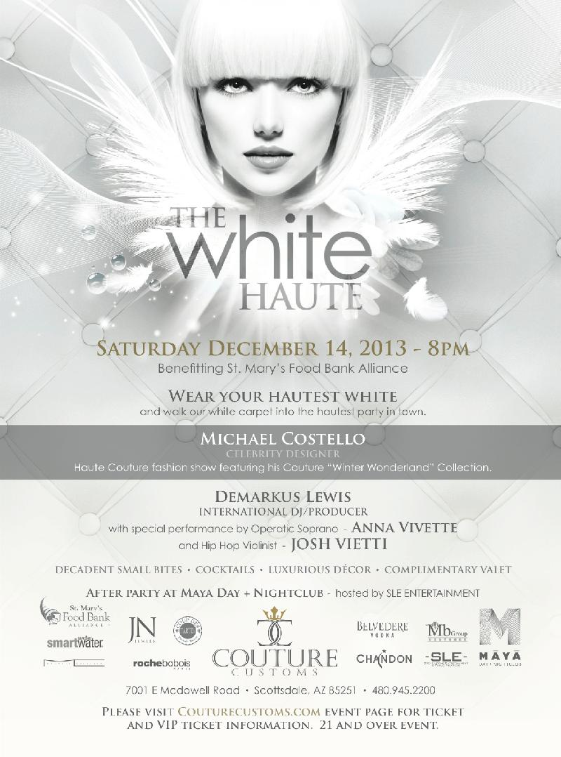 The White Haute Holiday Party