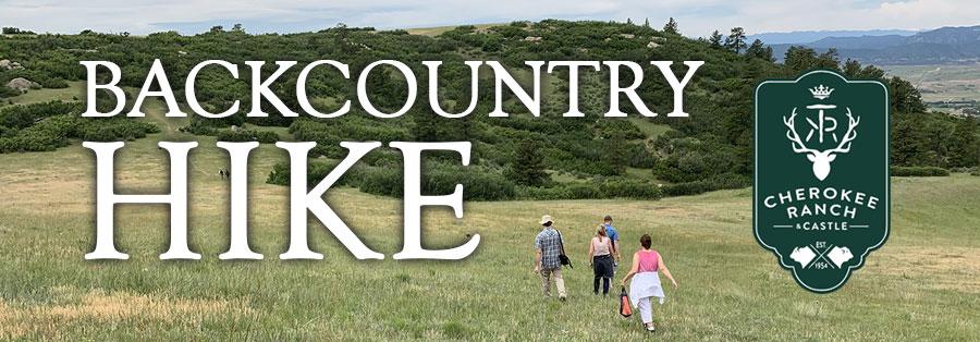 Backcountry Hike