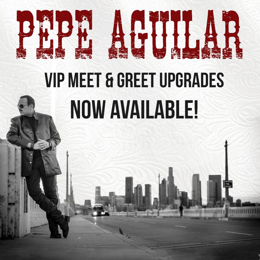 Pepe Aguilar Vip Meet Greet Morongo Casino Resort Spa Cabazon