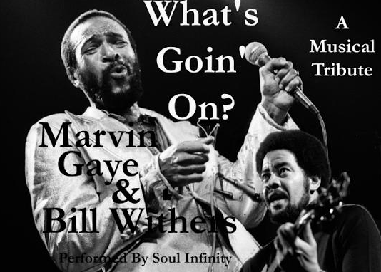 Best Live Music In Nyc What S Goin On Marvin Gaye And Bill