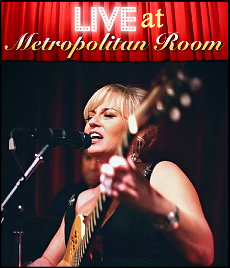 Metropolitan Room Manhattan, NYC, music, jazz, jazz club