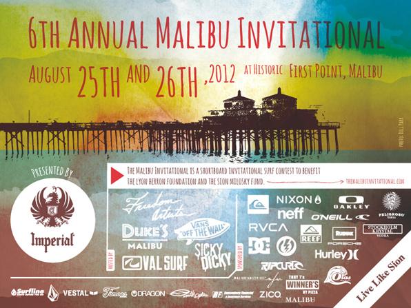 The Malibu Invitational Aug 2526th