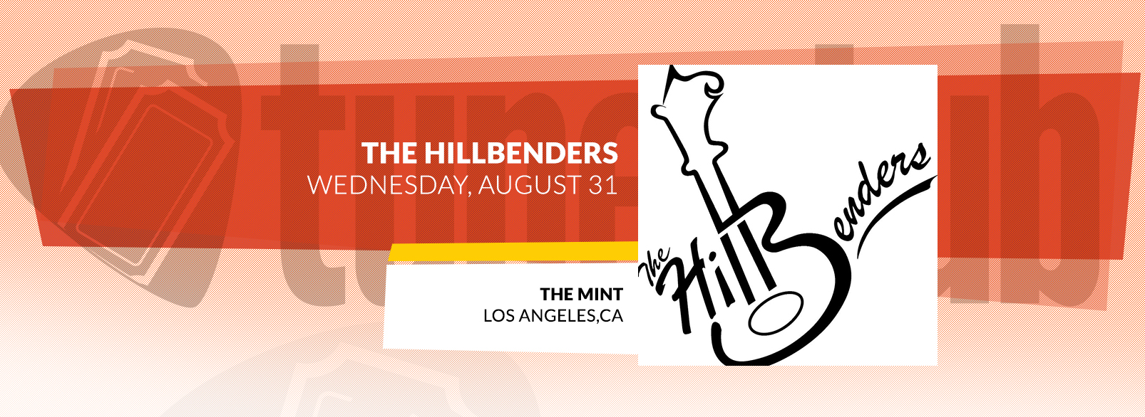 The HillBenders @ The Mint