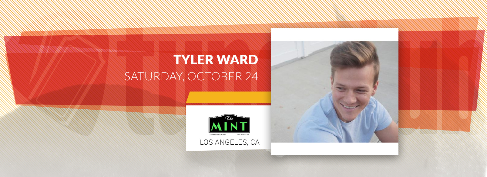 Tyler Ward @ The Mint