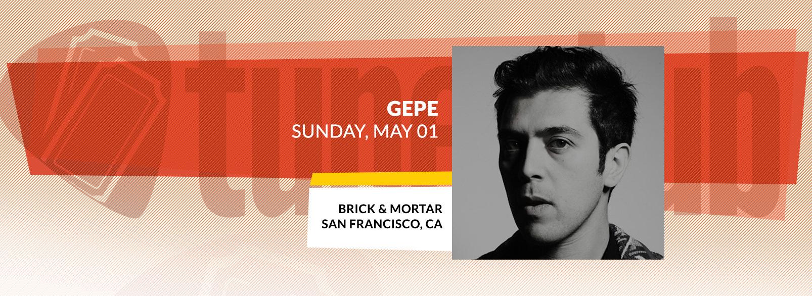 Gepe @ Brick & Mortar