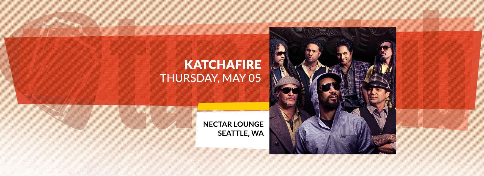 Katchafire @ Nectar Lounge