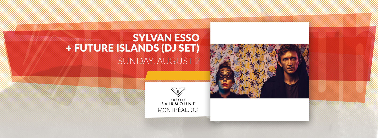 Sylvan Esso & Future Islands (DJ Set)