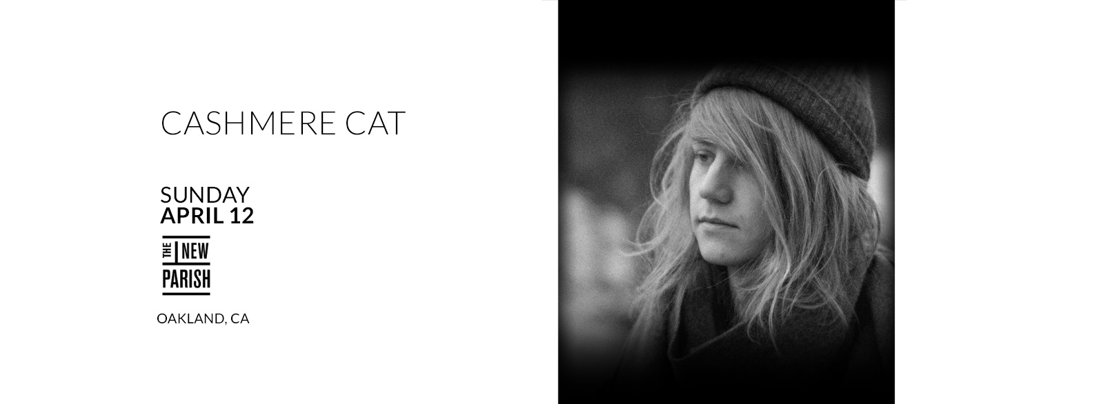 Cashmere Cat @ New Parish