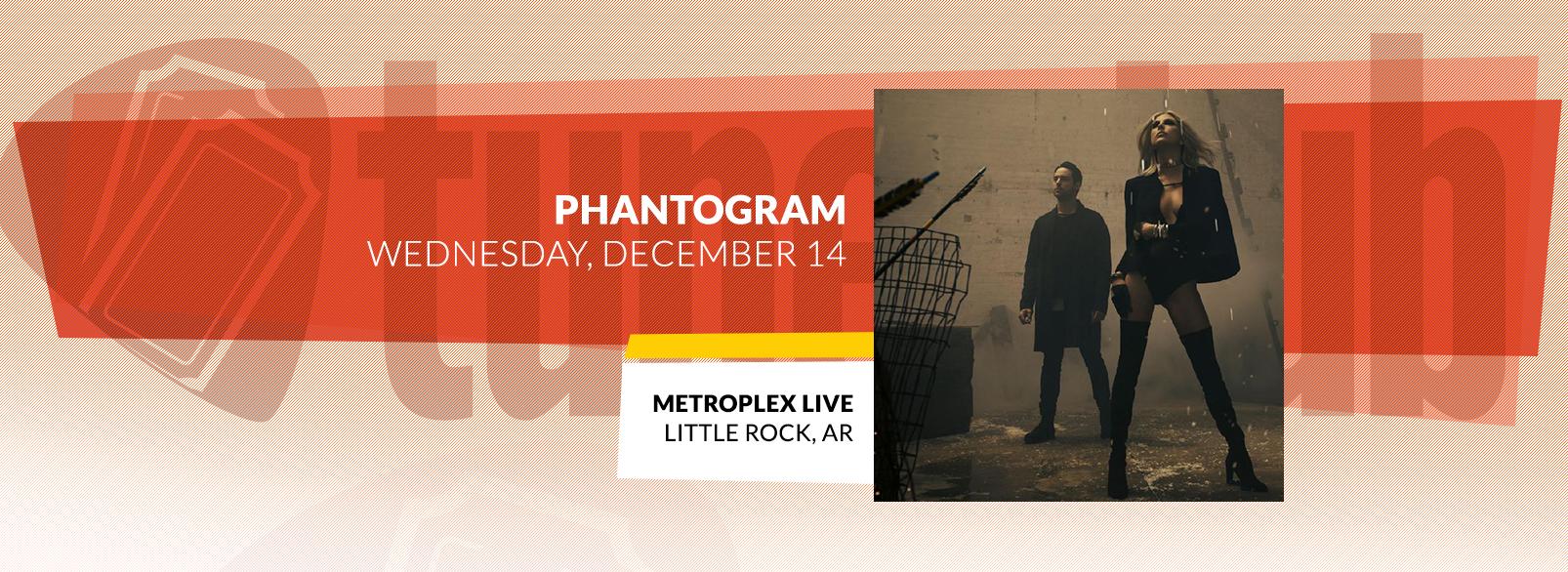 Phantogram @ Metroplex Live