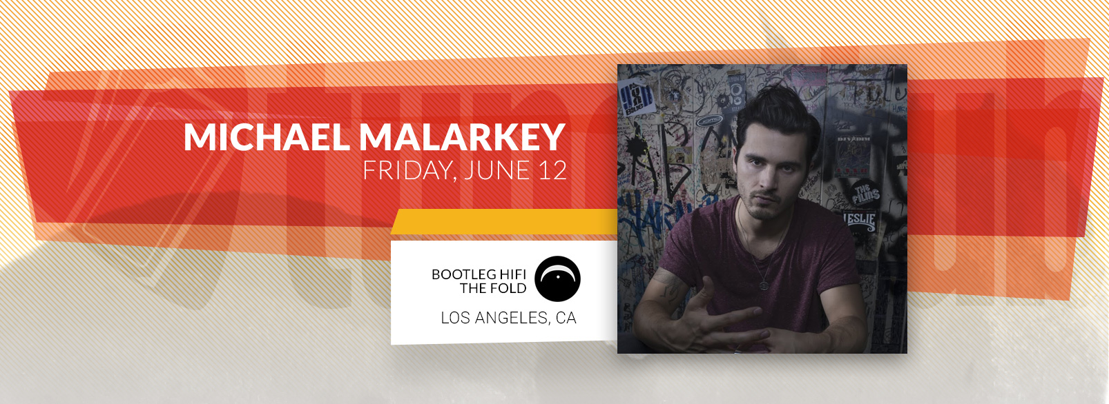 Michael Malarkey @ The Fold