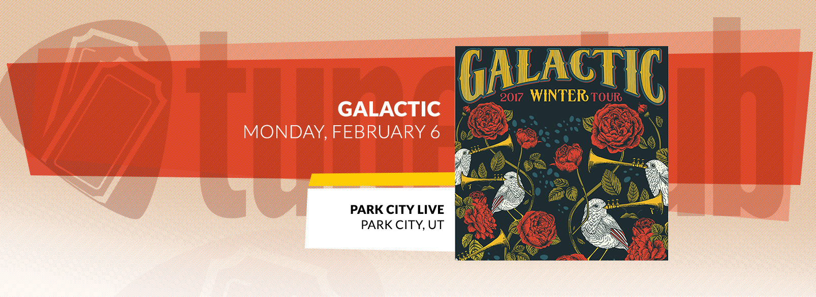 Galactic @ Park City Live