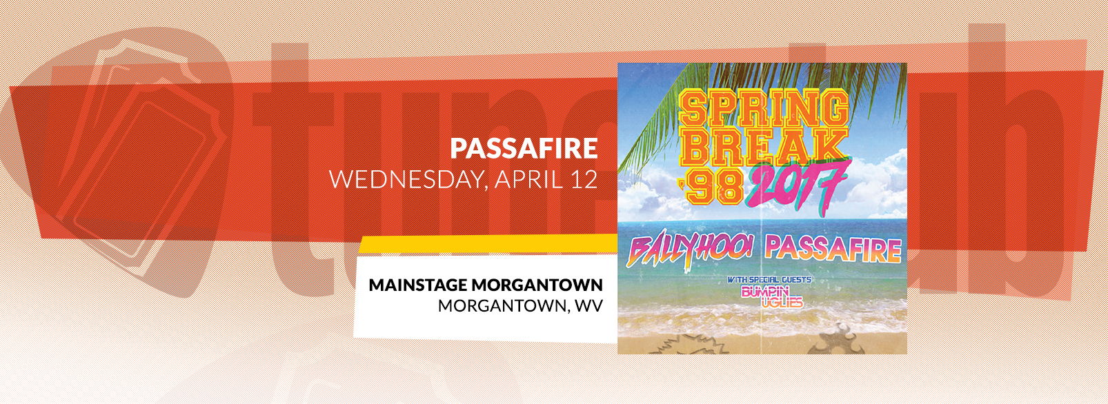 Passafire @ Mainstage Morgantown