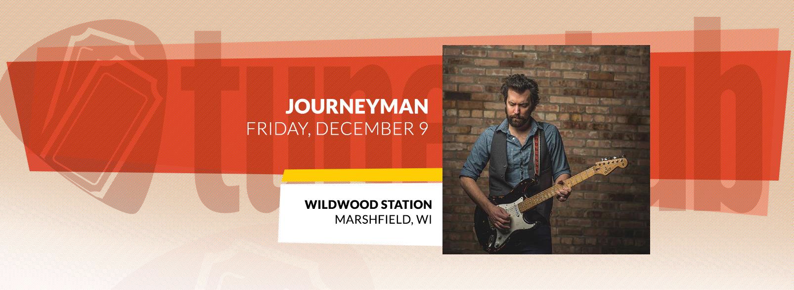 Journeyman: Eric Clapton Tribute @ Vox Concerts