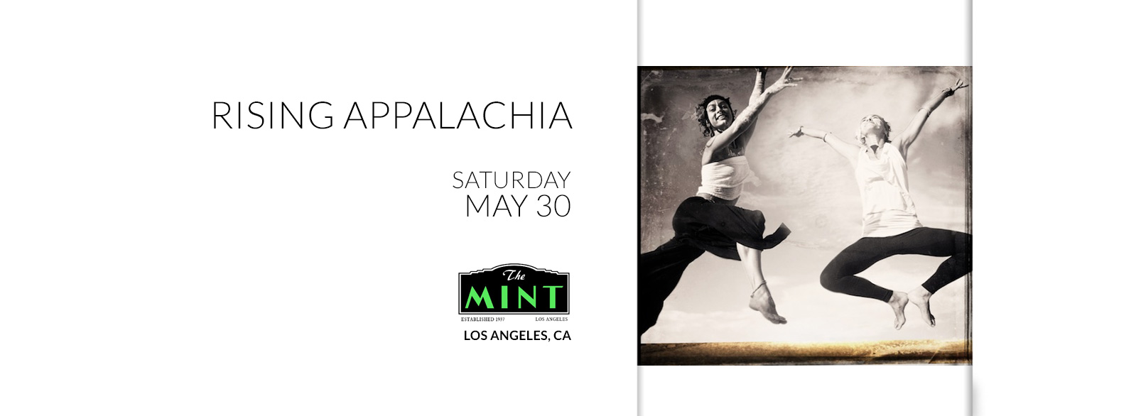Rising Appalachia @ The Mint LA