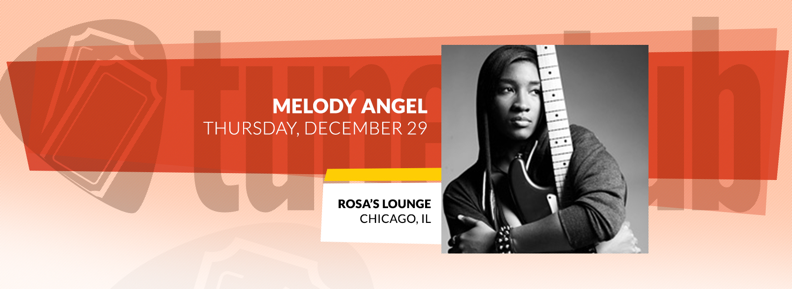 Melody Angel @ Rosa's Lounge