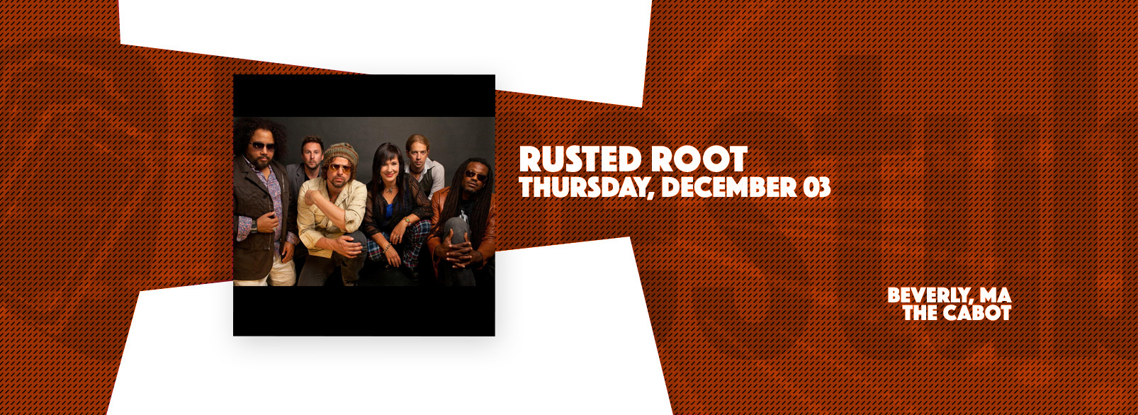 Rusted Root @ The Cabot