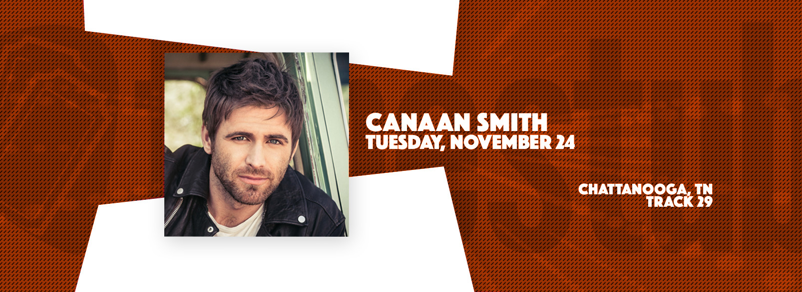 Canaan Smith @ Track 29