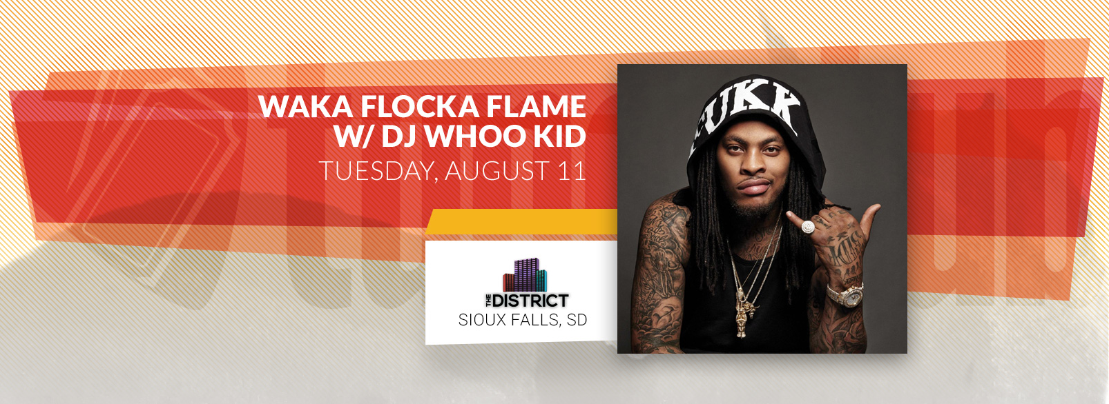 Waka Flocka Flame @ The District