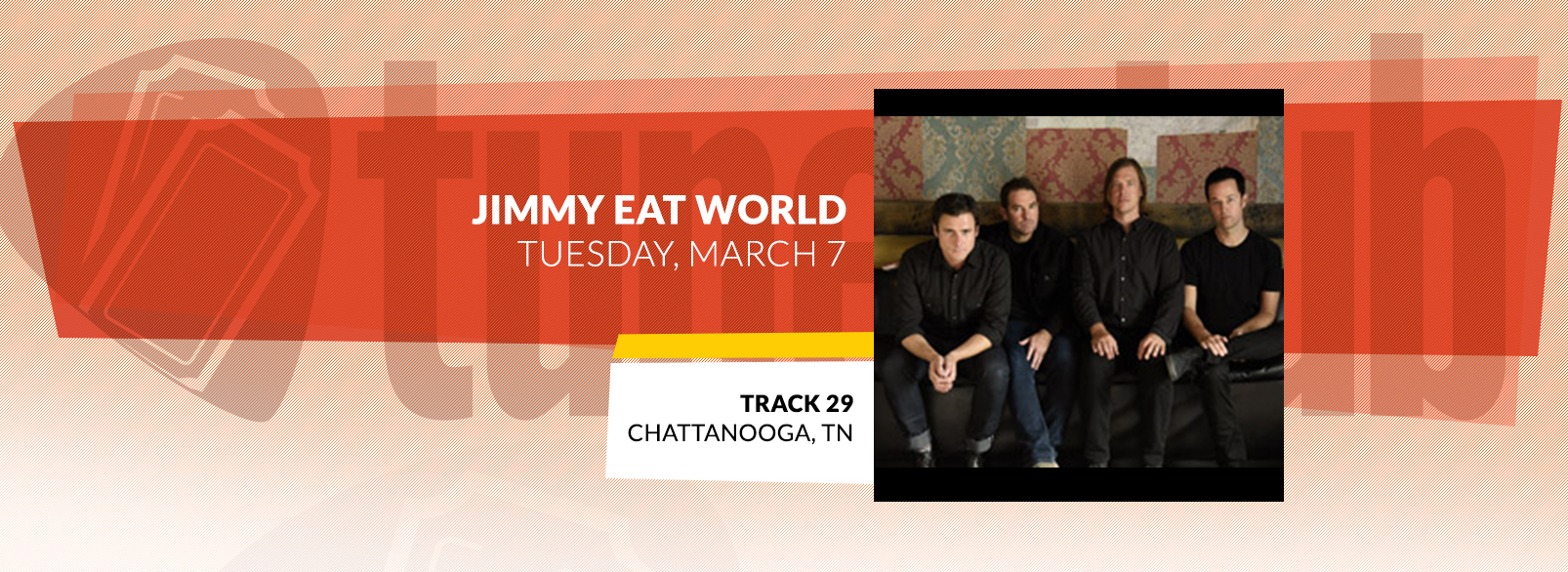 Jimmy Eat World @ Track 29